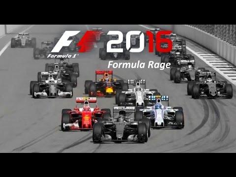 F1 2016 Multiplayer Championship - Formula Rage Round 1