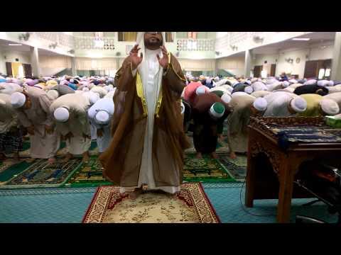 Sheikh Abdul Karim Omar Al-Fatani Al-Makki Masjid Nurul Amin Kg Delek