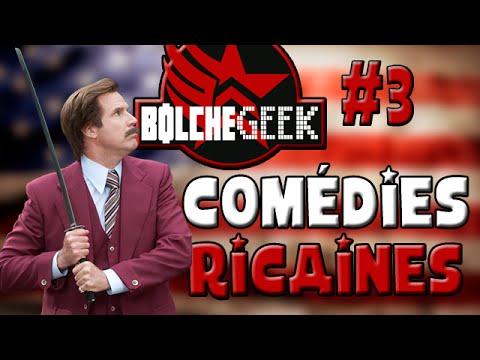 Bolchegeek #3 Will Ferrell, Comédies Ricaines et les Cons
