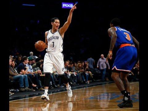 Jeremy Lin 10 Assists vs Knicks G6 Preseason