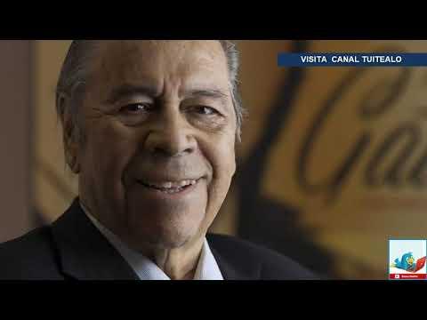 Fallece Lucho Gatica Muere legendario cantante de boleros a los 90 años
