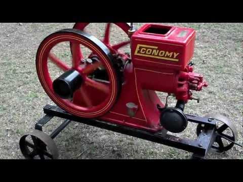 Hit & miss 1 1/2hp Economy Gas Engine