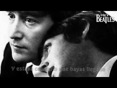 Paul McCartney - Here, Today (Subtitulado)