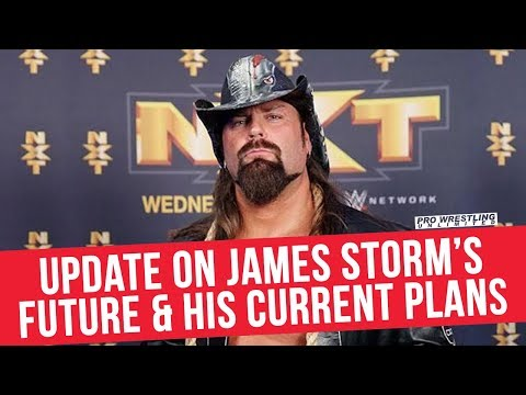 Update on James Storm's Future & His Current Plans