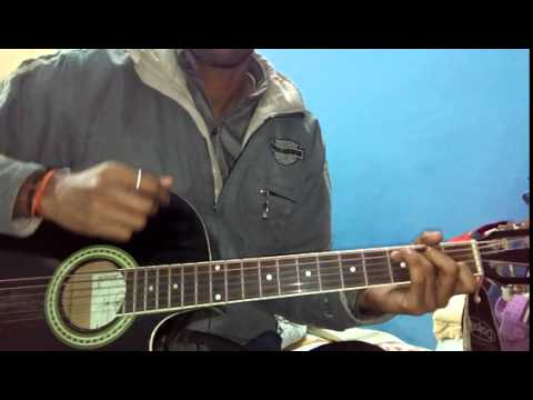 Guitar pehla nasha guitar tabs lesson : Tera nasha Guitar chords with Lesson - YouTube