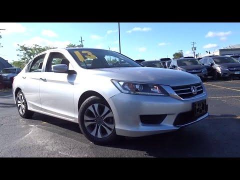2013 Honda Accord Sdn Glenview, Des Plains, Highland Park, Elmhurst, Morton Grove, IL 2662A