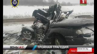 видео деревня Поставского района