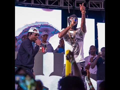 🔥 Popcaan & Tommy Lee Sparta on one stage