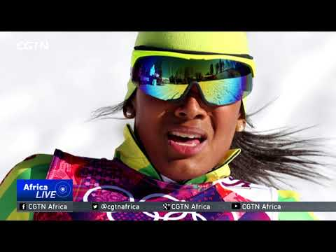 2014 Olympian Petitjean glad to see more Africans at the Winter Olympics this year