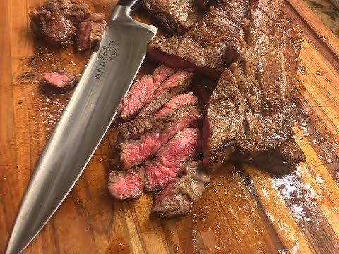 Chuck Steak Poor Man's Ribeye