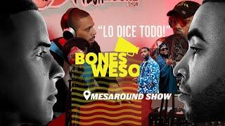 """PRODUCTOR - """"BONES WESO"""" HABLA LA VERDAD """"DOLOROSA DE LA MUSICA EN MASSACHUSETTS Y MAS"""