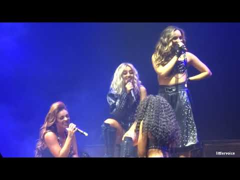 Jesy makes everyone laugh and can't sing during F.U