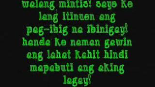 nasaan kana with lyrics original video by jhajha