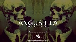 Base de rap - angustia - underground - hip hop instrumental (prod: fx-m black)