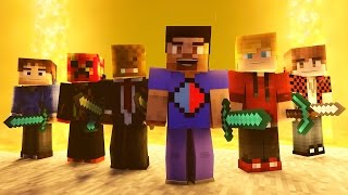 Minecraft Song ♪ 'My Mine' a Minecraft Song Parody (Minecraft Animation)
