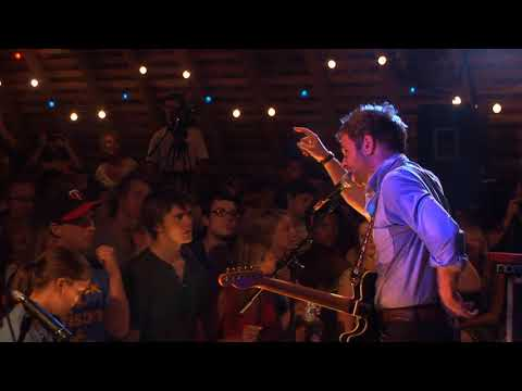 Dawes - I Got A Feeling - 7/4/2010 - Codfish Hollow Barn - Maquoketa, IA