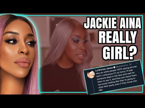 Did Jackie Aina Really Say That? thumbnail