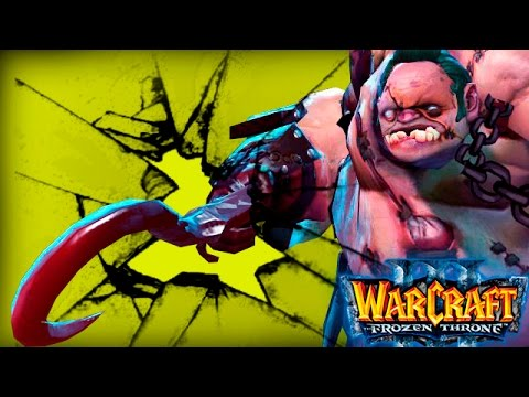 видео: Сколько раз я попаду Хуком? pudge wars в warcraft 3