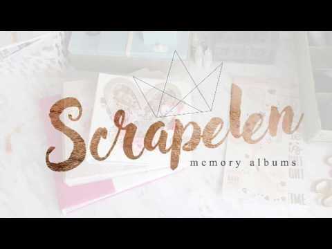 Виды альбомов Scrapelen // фотоальбомы ваших воспоминаний
