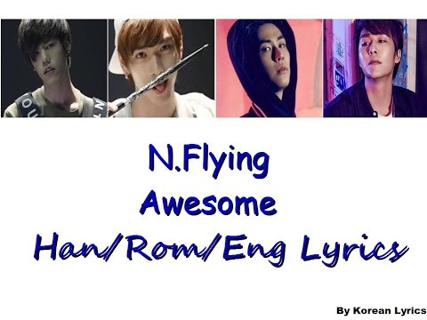 Awesome - N Flying   Shazam