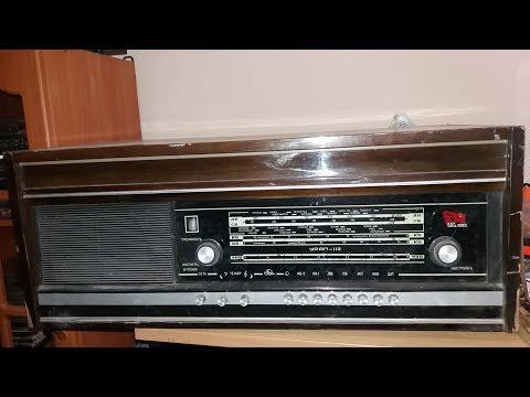 Золото і срібло в легендарній радянській радіолі Урал 112