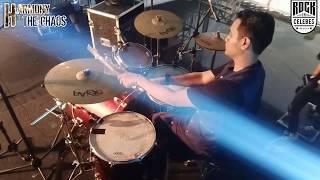"ROCK IN CELEBES  HITC ""GAIRAH"" (DrumCam) #band #rockincelebes #drummer #drum"