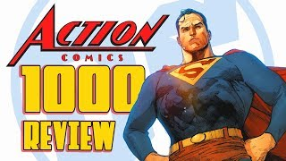 action comics 1000 superman the red trunks return my thoughts