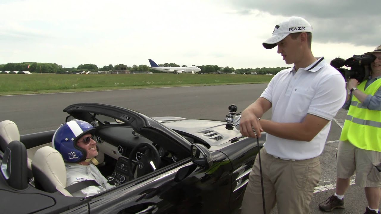 Digital Buzz » Mercedes-Benz: Viral Video Stunt 'The Catch'