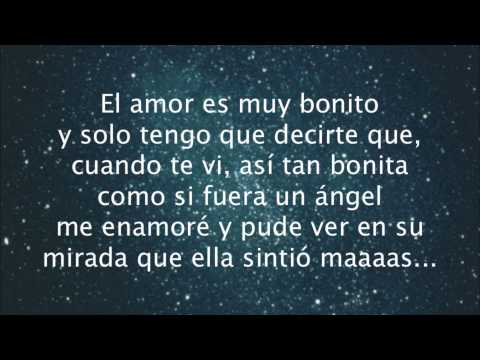 Me enamoré (Feeling of love) - Xriz - Letra