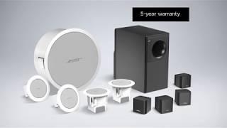 Business Music System: Bose FreeSpace 3