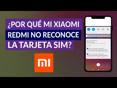 ¿Por qué mi Xiaomi Redmi no Reconoce la Tarjeta SIM y Cómo Solucionarlo?