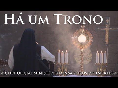 Há um Trono - Clipe Oficial - Ministério Mensageiros do Espírito