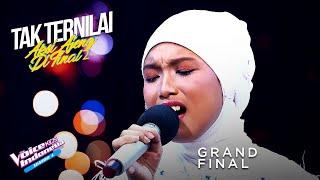 Ajeng Cinta Grand Final The Voice Kids Indonesia Season 4 Gtv 2021 MP3