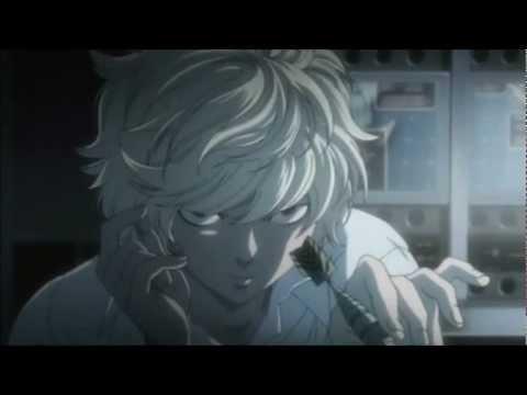 Light (Kira) meets Near