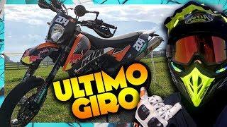 Ultimo giro in moto - KTM 690 SMC