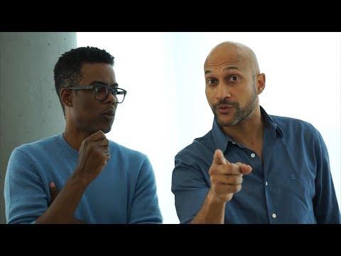 Chris Rock & KeeganMichael Key's message to voters