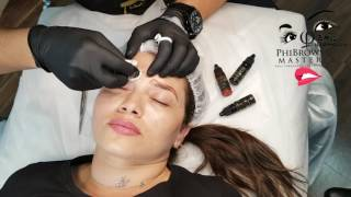 permanent Emil Ilhamoglu ən yaxşı qaş ustası master microblading Baku permanent makeup...#27