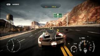 Need For Speed: Rivals PC - Fully Upgraded PAGANI HUAYRA Racer Gameplay