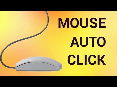 How to Make Mouse Auto Click - YouTube