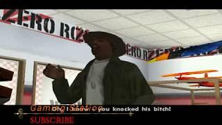 Gta San Andreas mission air raid