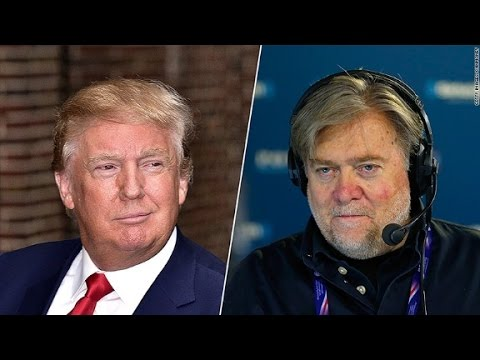 How Steve Bannon shaped Trump's policies