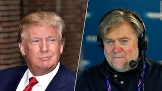 Steve Bannon shapes Trump's policies