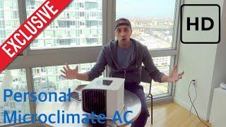 Evapolar 2 - Smart Personal Air Conditioner (evaSmart - EV-3000) - (4K Full Review)