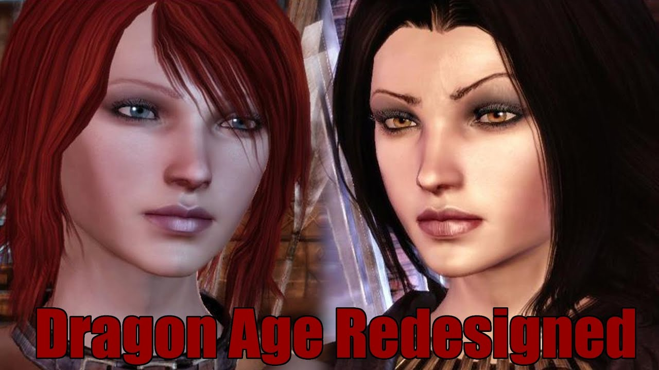 Want to mod leliana. Which version looks best? Dragon age.