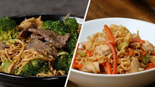 How To Make Cнow Mein 5 Ways • Tasty Recipes