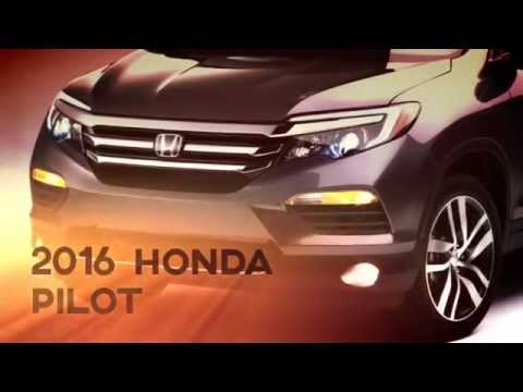 2016 Honda Pilot photos and specs Revealed