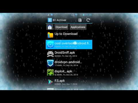 HOW TO MAKE A ZIP FILE ON ANDROID PHONE.