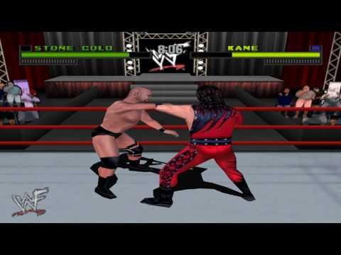 WWF Attitude Stone Cold Steve Austin Vs Kane HD