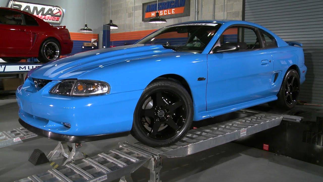 Mustang Chrome Amp Black 2003 Style Cobra Wheel 94 04 Review