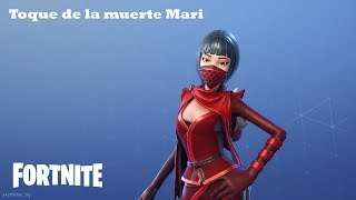 Touch of Death Mari / Touch of Death Fortnite: Saving the world #221